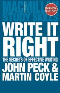 Picture of Write it Right: The Secrets of Effective Writing 2ed