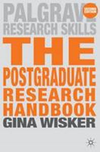 Picture of Postgrduate Research Book 2ed