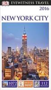 Picture of DK Eyewitness Travel Guide: New York City