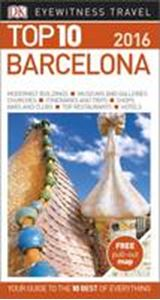 Picture of DK Eyewitness Top 10 Travel Guide: Barcelona