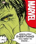 Picture of Marvel Absolutely Everything You Need to Know