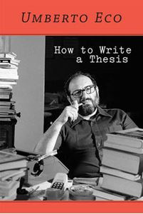 Picture of How to Write a Thesis