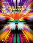 Picture of Principles of direct and database Marketing : A Digital Orientation 4e