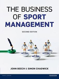 Picture of Business of Sport Management 2ed