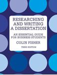 Picture of Researching and Writing a Dissertation: An Essential Guide for Business Students 3ed