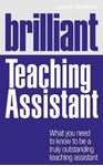 Picture of Brilliant Teaching Assistant