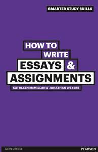 Picture of How To Write Essays & Assignments