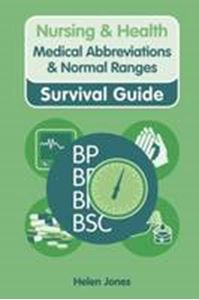 Picture of Medical Abbreviations and Normal Ranges Survival guide