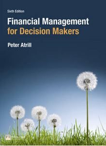 Picture of Financial Management for Decision Makers 6ed