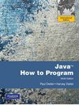 Picture of Java How to Program