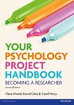 Picture of Your Psychology Project Handbook 2ed