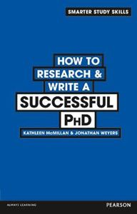 Picture of How to Research & Write a Successful PhD