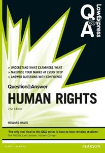 Picture of Law Express Question And Answer: Human Rights