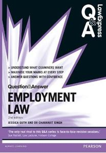 Picture of Law Express Question And Answer: Employment Law