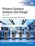 Picture of Modern Systems Analysis and Design 7ed