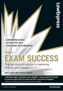 Picture of Law Express: Exam Success 2ed