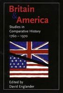 Picture of Britain and America:Studies in comparative history 1760-1970