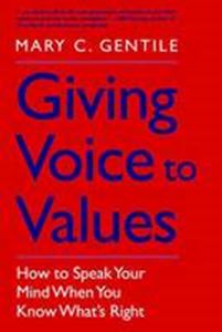Picture of Giving Voice to Values