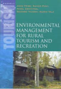 Picture of Environmental management for rural tourism and recreation (O/P)