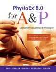 Picture of PhysioEx 8.0 for A&P : Laboratory Simulations in Physiology