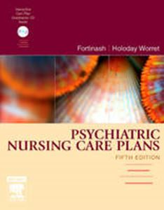 Picture of Psychiatric Nursing Care Plans 5ed