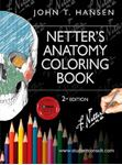 Picture of Netter's Anatomy Coloring Book 2ed