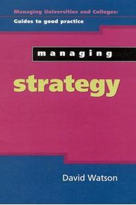Picture of Managing Strategy