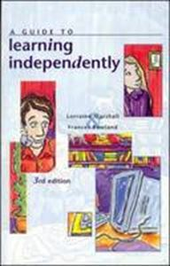 Picture of Guide to learning independently