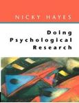 Picture of Doing Psychological Research £26.99