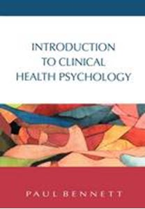 Picture of Introduction to Clinical Health Psychology