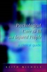 Picture of Psychological care for ill and injured people