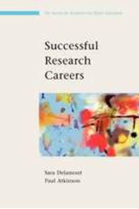 Picture of Successful Research Careers;a practical guide