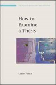 Picture of How to Examine a Thesis