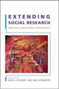 Picture of Extending Social Research