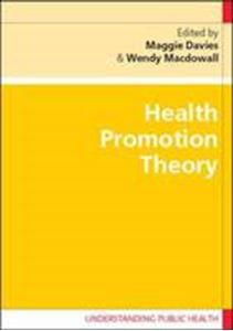 Picture of Health Promotion Theory