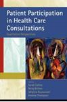 Picture of Patient Participation in Health Care Consultations