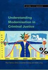 Picture of Understanding Modernisation in Justice