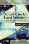 Picture of Ground Rules for Social Research 2ed