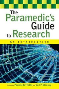 Picture of Paramedic's Guide to Research: An Introduction