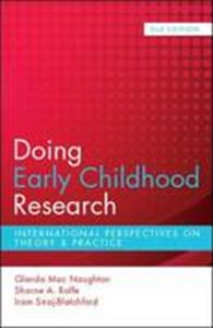 Picture of Doing Early Childhood Research 2ed
