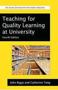 Picture of Teaching for Quality Learning at University 4ed