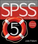 Picture of SPSS Survival Guide 5ed