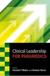 Picture of Clinical Leadership for Paramedics