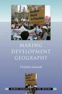 Picture of Making Development Geography