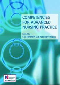 Picture of Competencies for Advanced Nursing Practice