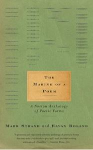 Picture of Making of a Poem: A Norton Anthology of Poetic Forms