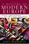 Picture of History of Modern Europe Vol.2:From the French revolution to the present 3ed