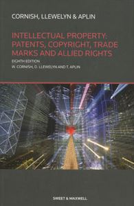 Picture of Intellectual Property: Patents, Copyrights, Trademarks & Allied Rights 8ed