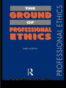 Picture of Ground of professional ethics
