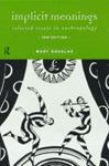 Picture of Implicit meanings: Selected Essays in Anthropology